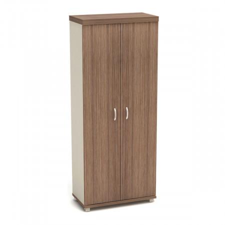 Шкаф для одежды Модерн К95.19, 2 двери, 855*442*2106, дуб шамони темный