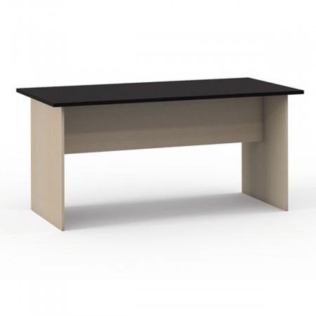 Стол для заседаний Эдем Э-24.0Н, 1600*800*750, венге новый/дуб беленый