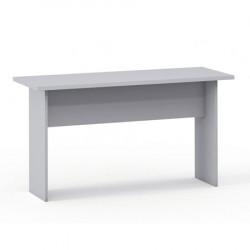 Стол приставной Эдем Э-23.0, 1200*440*655, платина