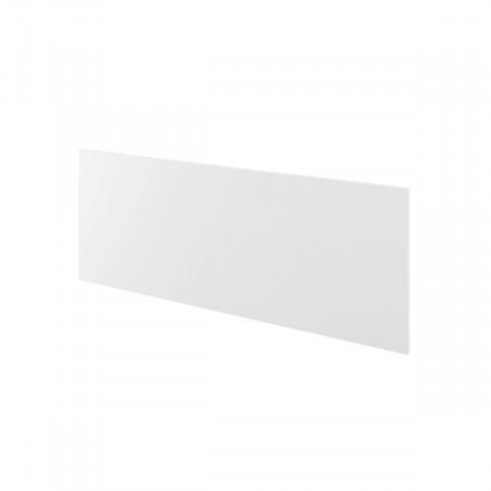 Экран Дублин ДБ63.30, с держателями, 1200*450*18, белый, ДБ09+ДБ35