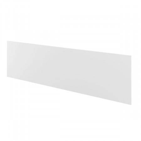 Экран Дублин ДБ65.30, с держателями, 1600*450*18, белый, ДБ11+ДБ35