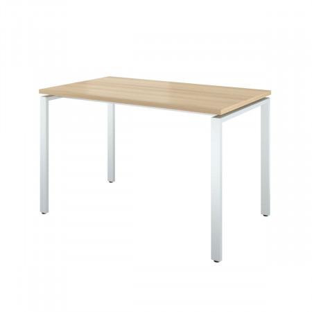 Стол письменный Дублин ДБ55.31, на металлокаркасе, 1400*700*745, Акация лорка