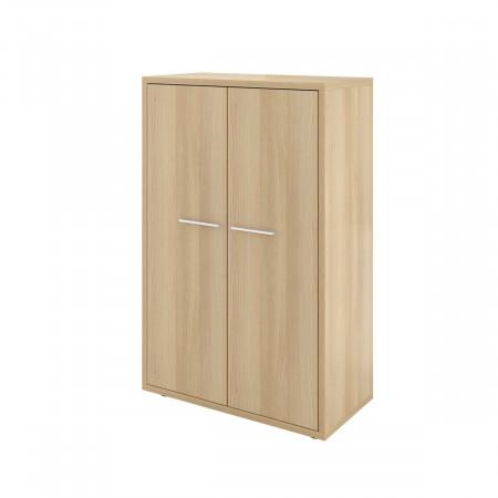 Шкаф низкий Дублин ДБ47.31, закрытый, 2 двери, 800*400*1250, Акация лорка, ДБ23+ДБ28*2