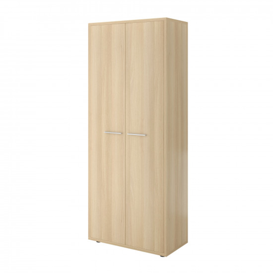 Шкаф для одежды Дублин ДБ26.31, 2 двери, 800*400*1980, Акация лорка, ДБ26_1+ДБ29*2