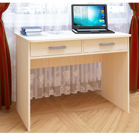Стол компьютерный СК-30, 750*1000*600, дуб молочный