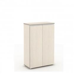 Шкаф средний Vita, закрытый, 2 двери, 777*387*1205, сосна карелия