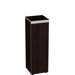 Шкаф средний Vita, узкий, закрытый, 1 дверь, 391*387*1205, сосна ларедо