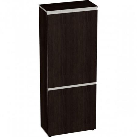 Шкаф высокий Vita, закрытый, 4 двери, 777*387*1980, сосна ларедо