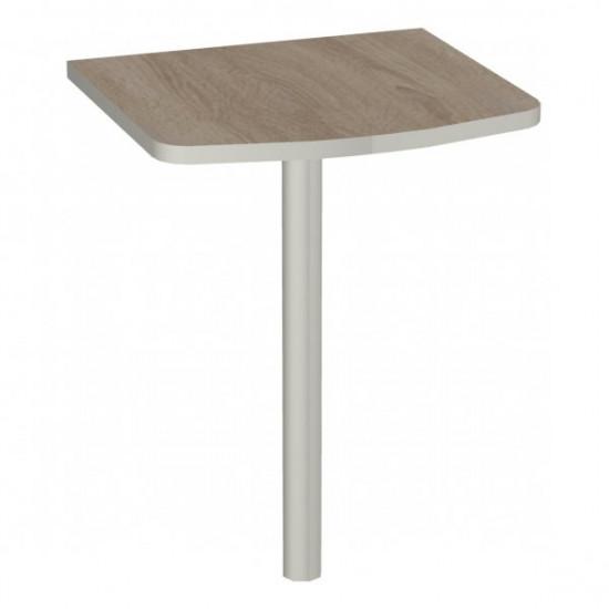 Приставка Vita V-5.2, опора, 550*500*750, дуб сонома