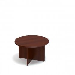 Стол для переговоров Статус ФР-1.2.2, круглый, 1200*1200*750, орех артемида