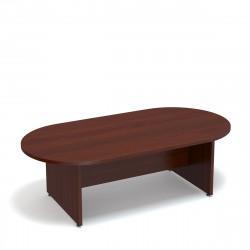 Стол для переговоров Статус С-ФР-1.2.Н, 2400*1200*750, орех артемида
