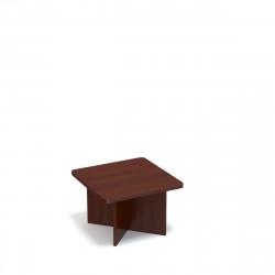 Стол журнальный Статус ФР-1.3Н, 800*800*550, орех артемида