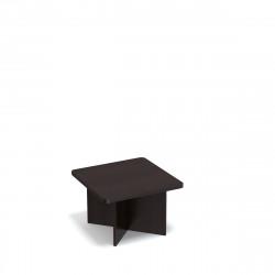 Стол журнальный Статус ФР-1.3, 800*800*550, венге новый
