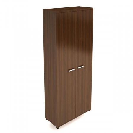 Шкаф для одежды Гранд Gr-63, 900*400*2190, темный орех