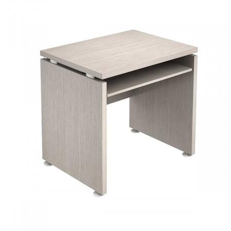 Стол компьютерный Гранд GrY-8к, 800*600*750, ясень Шимо