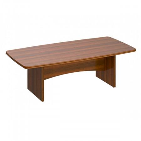 Стол для переговоров Мастер 152, 2400*1170*750, орех темный