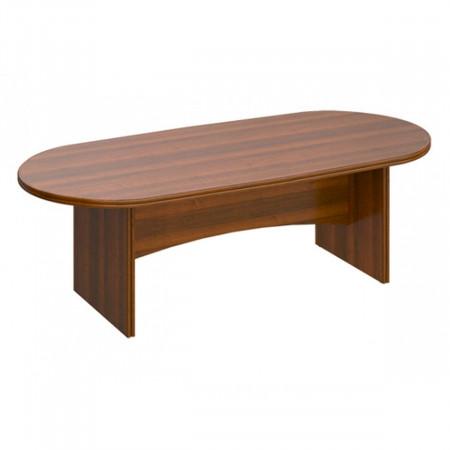 Стол для переговоров Мастер 151, 2395*1100*750, орех темный