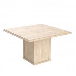 Стол для переговоров Raut RCT 1212, 1200*1200*750, Дуб Девон