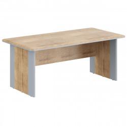 Стол руководителя Dioni DST1890, 1800*900*750, Дуб Каньон