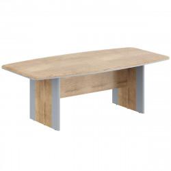 Стол для переговоров Dioni DCT2211, 2000*1000*750, Дуб Каньон