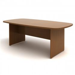 Стол для переговоров Эталон КЭ11.3, 2100*1070*750, орех гварнери
