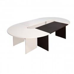 Элемент составного стола Эталон КЭ12.14, 1400*800*750, венге