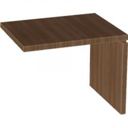Стол приставной Милан МЛ-1.4, 950*750*760, орех табак