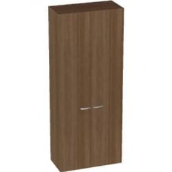 Шкаф для одежды Милан МЛ-2.4, 812*412*2010, орех табак