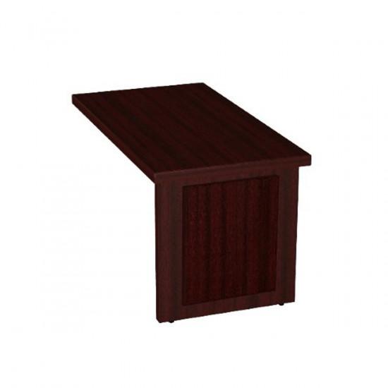 Стол приставной Милан Люкс МЛ-1.13, 950*750*760, махагон