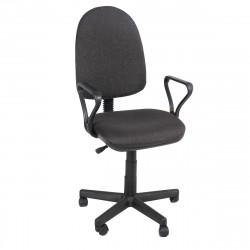 Кресло офисное Престиж Profi В-40 Самба ткань серая