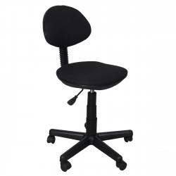 Кресло компьютерное детское Логика gts В-14 ткань черная (б/п)