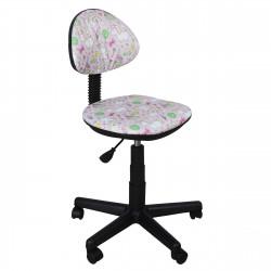 Кресло компьютерное детское Логика gts Т-54 ткань единорог (б/п)
