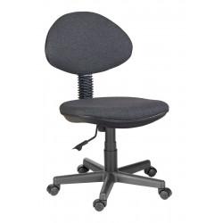 Кресло компьютерное детское Логика gts В-40 ткань серая (б/п)