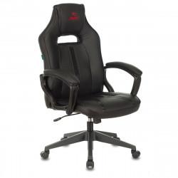 Кресло игровое Viking Zombie A3 B кожзам черный