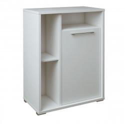 Шкаф средний Милано МТ5.28, 799*450*1077, белый