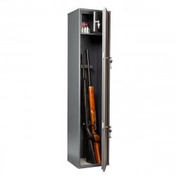 Сейф оружейный Чирок 1328, 4 ствола, 1385*300*285 мм