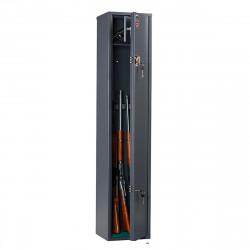 Сейф оружейный Чирок 1528, 3 ствола, 1500*300*285 мм