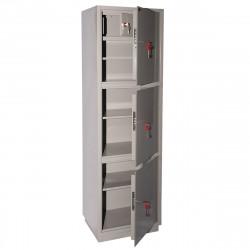Шкаф бухгалтерский КБ-33Т, 1550*470*390 мм
