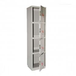 Шкаф архивный КБ-06, 1850*470*390 мм