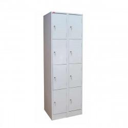 Шкаф для одежды ШРМ-28, 8 секций, 1860*600*500 мм