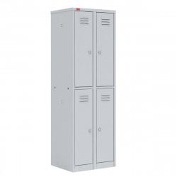 Шкаф для одежды ШРМ-24, штанга, 1860*600*500 мм