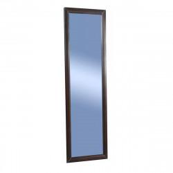 Зеркало настенное Селена 350*30*1200мм, массив/венге