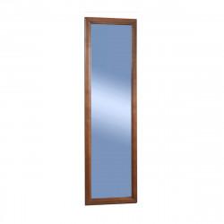 Зеркало настенное Селена 350*30*1200мм, массив/коричневое