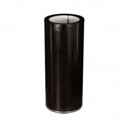 Урна 250, для бумаг D-250, Н-602, объем 30 литров, черный