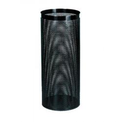 Урна У250, перфорированная, D-250, Н-602, объем 30 литров, черный