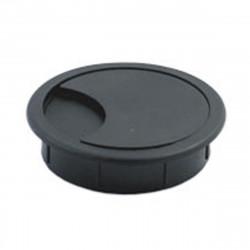 Заглушка для проводки  D60, черная 101995