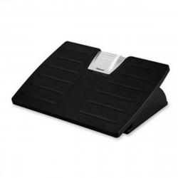 Подставка для ног Fellowes Microban с антибакт. покрытием, пластик черный, FS-8035001