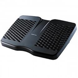 """Подставка для ног """"Refresh"""" FS-80660 вентилируемая (2 позиции), черный"""