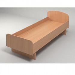 Кровать КР04.10 ЛДСП 1900*840 бук/без матраца