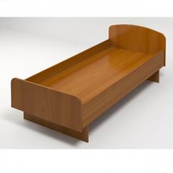 Кровать КР05.5 ЛДСП 1900*940 миланский орех/без матраца